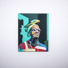 Load image into Gallery viewer, Anderson Paak Hand-Made Portrait