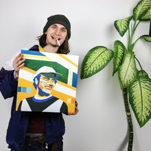 Load image into Gallery viewer, Mac DeMarco Hand-Made Portrait