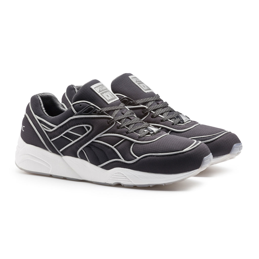 Puma x ICNY R698 Reflective Shoe (Black)