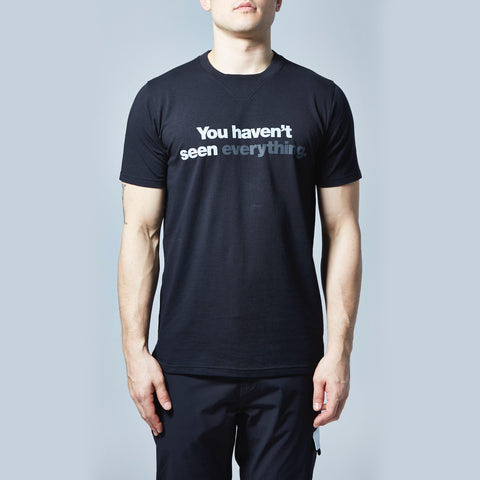 Vision Reflective T-Shirt (Black)