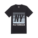 ICNY SPORT All-Terrain Reflective T-Shirt (Black)