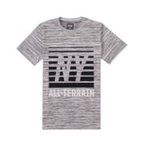 ICNY SPORT All-Terrain Reflective T-Shirt (Grey)