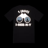 See Reflective T-shirt (Black)