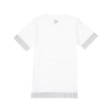 Edge Reflective T-Shirt (White)