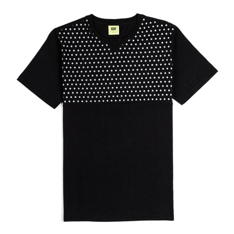 Double Dot Reflective T-Shirt