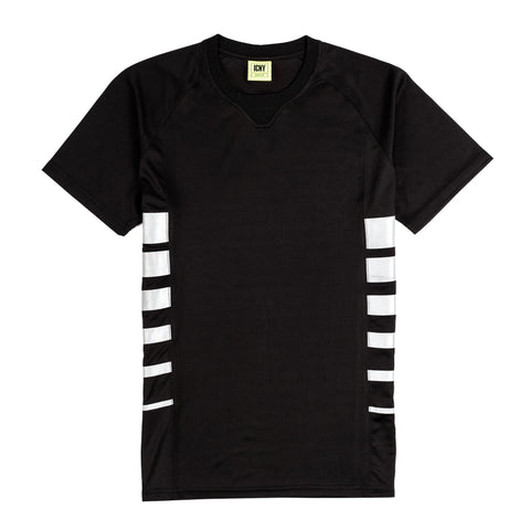 Gradient Reflective Tech T-Shirt