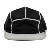 Forward Reflective 5-Panel Cap