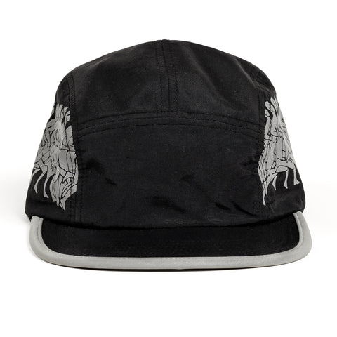Marathon Reflective 5-Panel Cap