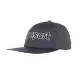 Sport Reflective Ball Cap (Black)
