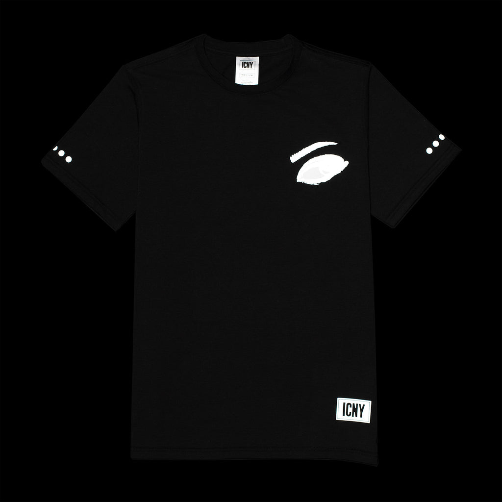 Eye See 3M Reflective T-Shirt (Black)