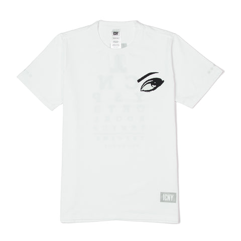 Eye See 3M Reflective T-Shirt (White)