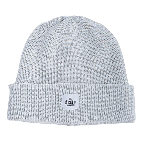 Monkey Time Reflective Wool Beanie