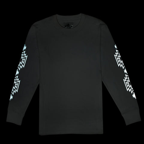ICNY x monkey time Navajo Reflective L/S T-Shirt