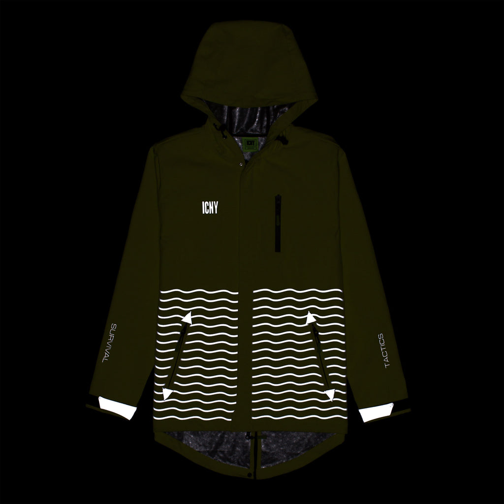 Orbit Tech Reflective Jacket