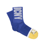 Reflective Quarter Ankle ICNY Logo Socks