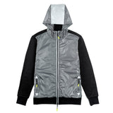 Shield Reflective Hooded Jacket