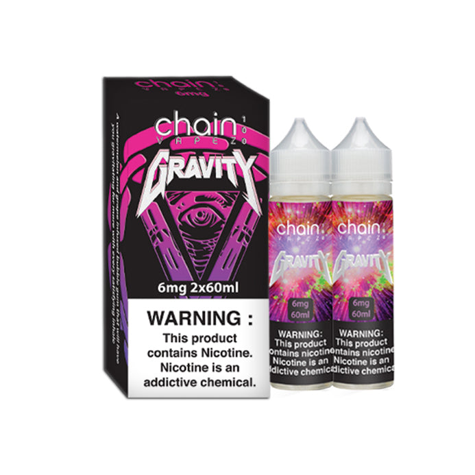 NOW AVAILABLE: GRAVITY DOUBLE 60ML PACK