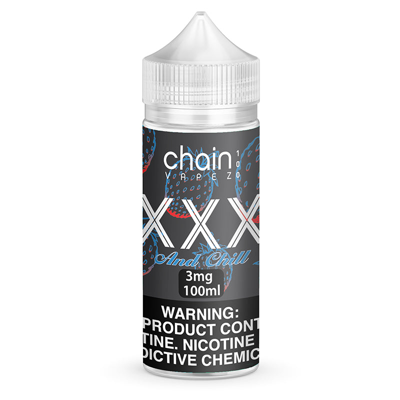XXX and Chill – 100ML