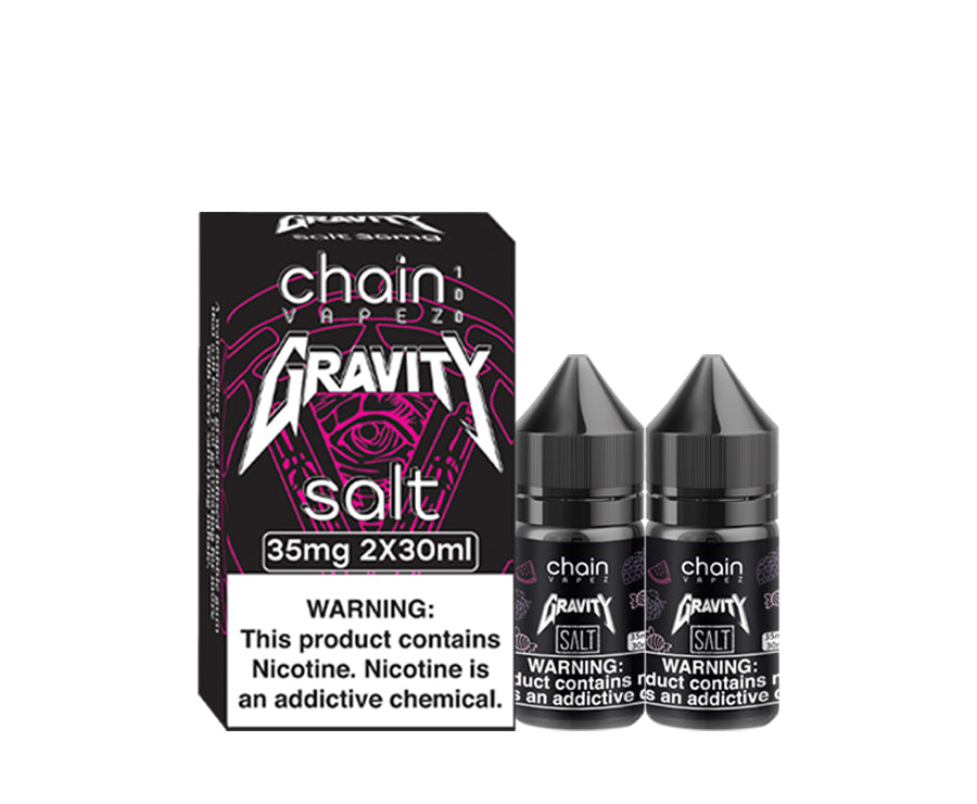 Gravity Salt - (2x30ML) (Wholesale)