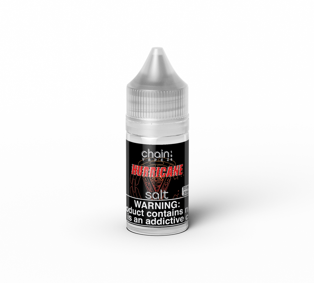 Hurricane Salt – 30ML (WHOLESALE)