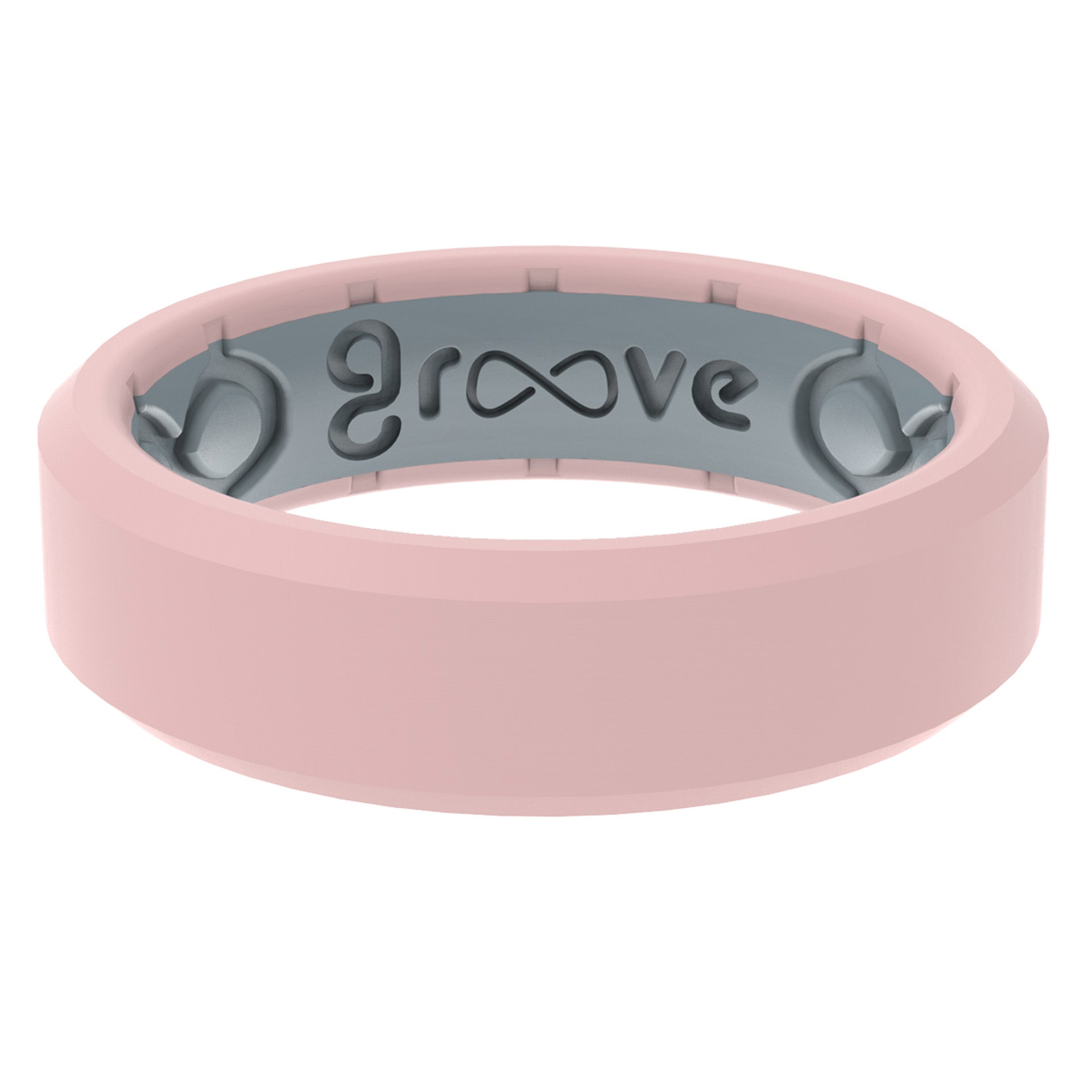 Groove Life Edge Thin Rose Quartz