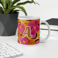 Load image into Gallery viewer, Monogram A Mug