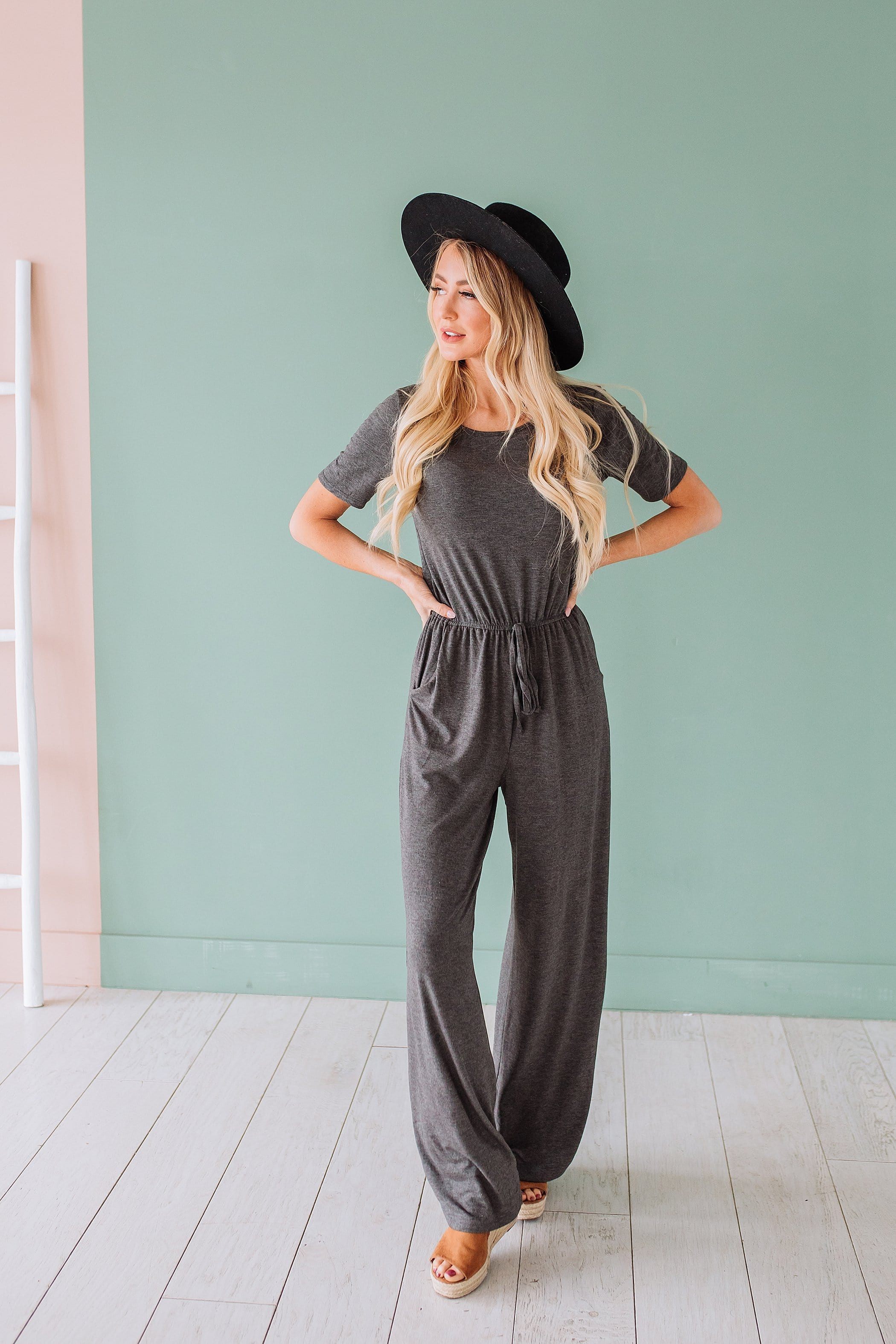 The Bennett Jumpsuit in Multiple Colors