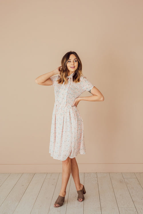 The Kate Floral Dress