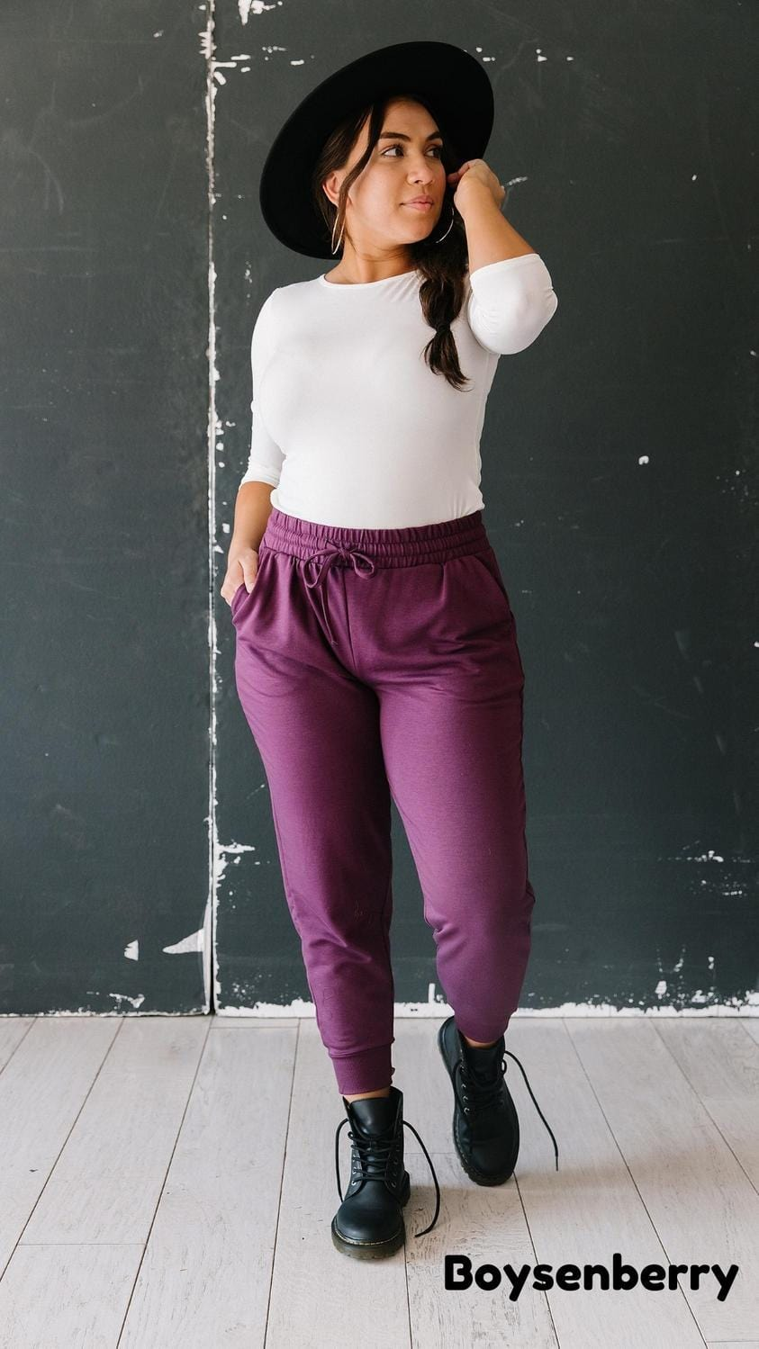 The Daphnie Jogger Sweatpants in Multiple Colors