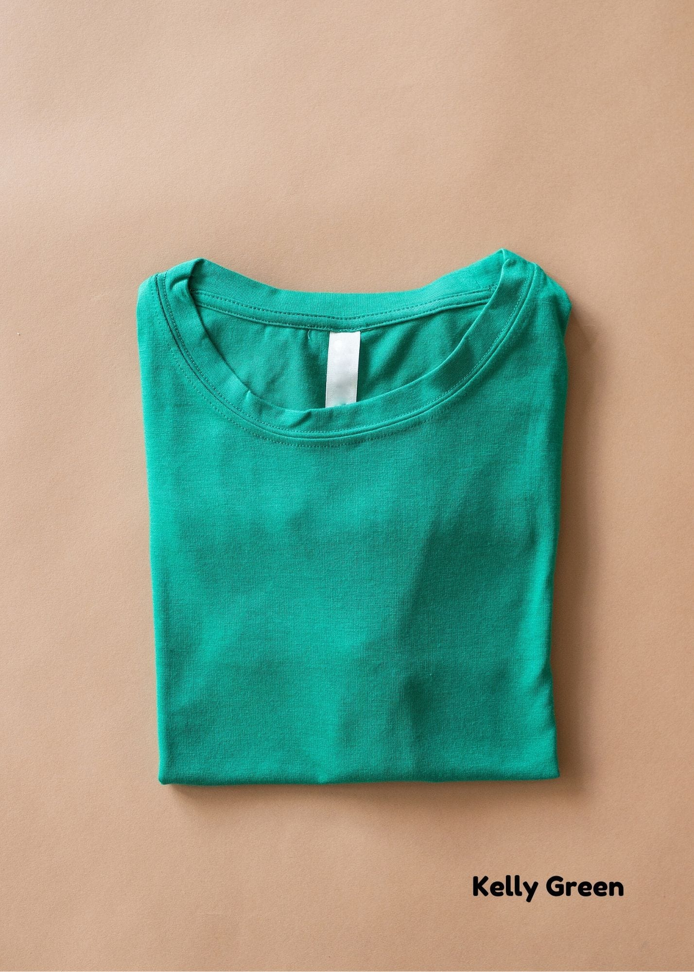 The Kacie Basic Tee in Multiple Colors