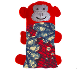 Red Fan / Monkey