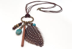 Malaika Native Necklace