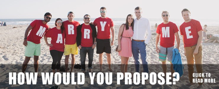 Proposal using Big Letter Shirts!