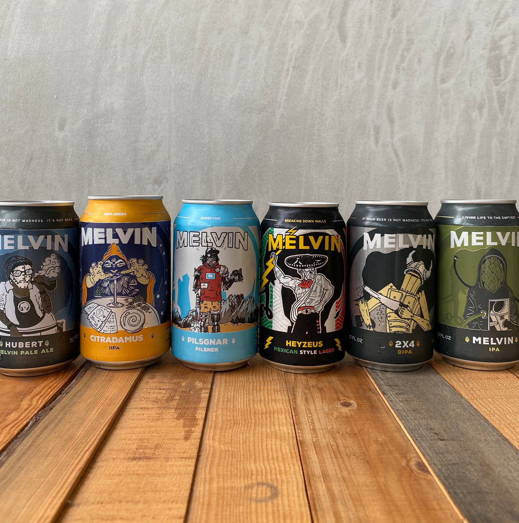Melvin Brewing / 6本セット(缶)