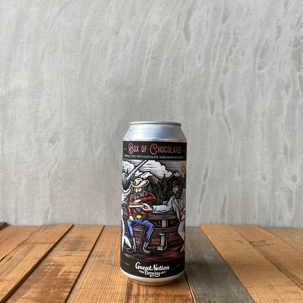 GREAT NOTION / box of chocolates