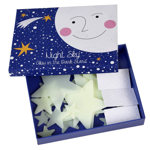 Rex Box of 30 Glow in the Dark Stars