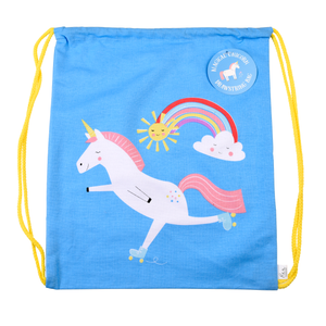 Rex Magical Unicorn Drawstring Bag