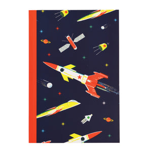 Rex Space Age A5 Notebook