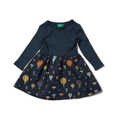 Little Green Radicals Higher Ground Little Twirler Dress Sale
