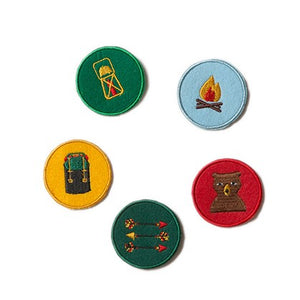 Little Green Radicals Explorer Badges