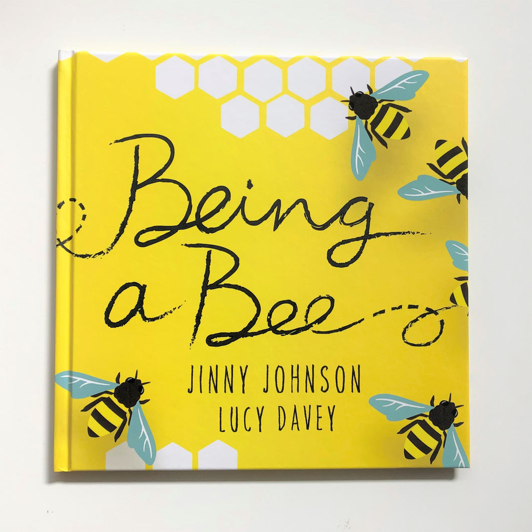 being a bee book