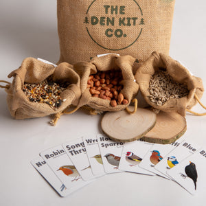 Pizza for Birds Kit
