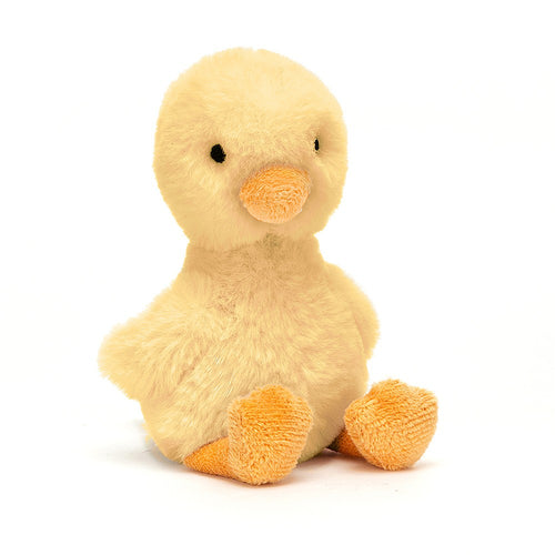 jellycat diddy duckling yellow