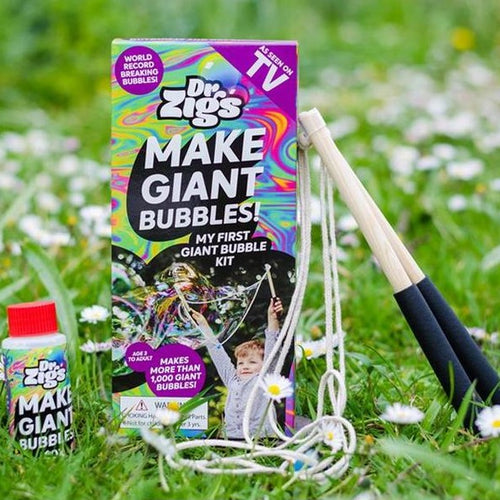Dr Zigs First Giant Bubble Kit