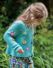 Load image into Gallery viewer, frugi emilia embroidered cardi