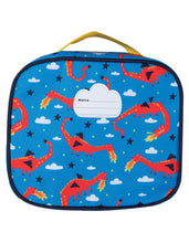 Load image into Gallery viewer, Frugi Dragon Print Lunch Bag