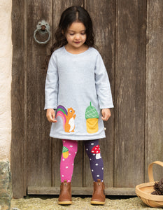 frugi peek a boo dress