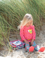 Load image into Gallery viewer, Frugi Rabbit Fields Lunch Bag