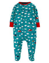 Load image into Gallery viewer, frugi lovely sheepdogs babygrow