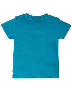 Frugi Mantaray T Shirt - Back